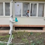 Alimente livrate persoanelor izolate la domiciliu în Deva