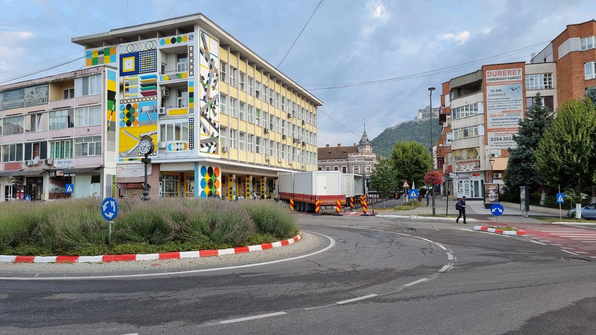 Centrul istoric al Devei va fi modernizat
