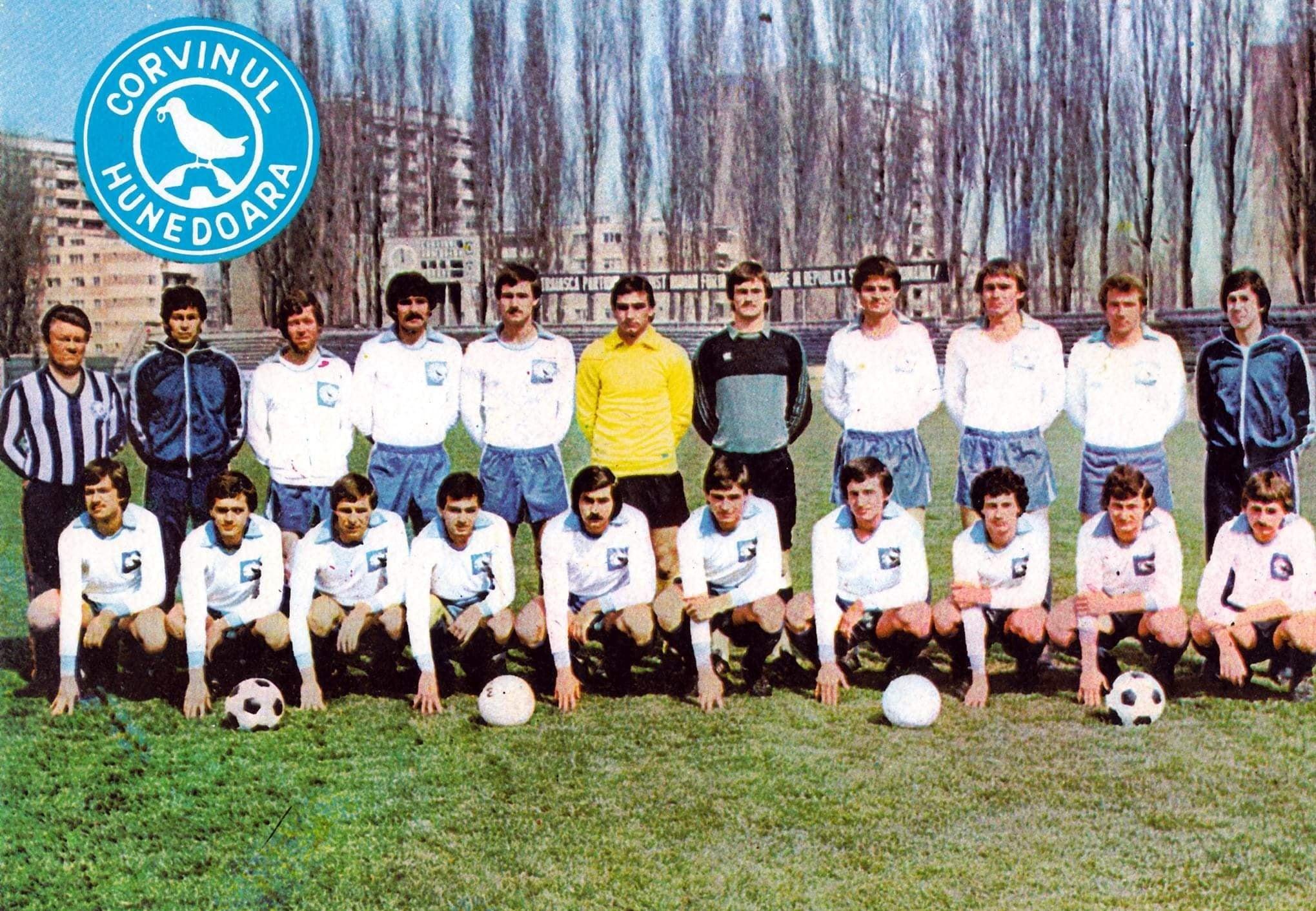 100 de ani de fotbal în municipiul Hunedoara